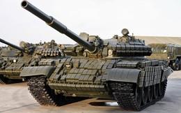 """Các xe tăng """"quái gở"""" T-62MV lần đầu tiên sẽ có mặt tại Syria?"""
