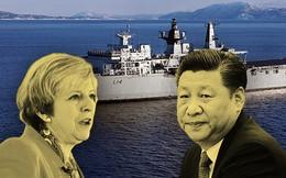 Anh điều tàu chiến đến Biển Đông, báo TQ đe nẹt: London phải thôi bám gót Mỹ!