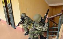 Hơn 300 chiến sĩ nâng cao kỹ năng, chiến thuật đặc công