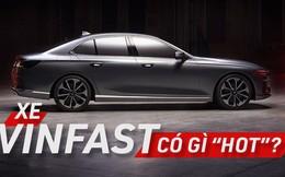 9 chi tiết đáng chú ý trên xe VinFast - Khi xe hơi Việt bắt kịp xu hướng thế giới