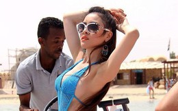 """Sự thật bất ngờ về ngôi vị Á hậu """"Miss Eco International"""" của Thư Dung"""