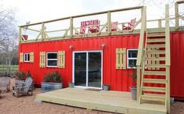 Chỉ cần khéo léo bố trí và sắp xếp, nhà container bé nhỏ cũng trở thành không gian sống thoáng đãng, tiện nghi