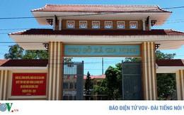 """Chính quyền xã ở Quảng Bình tự ý """"xóa sổ"""" đường đi của dân"""