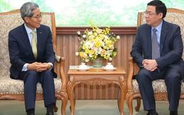 """Một """"ông lớn"""" Hàn Quốc muốn chi hơn 110 triệu USD để mở rộng hoạt động trong lĩnh vực tài chính ngân hàng ở Việt Nam"""