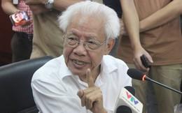 GS Hồ Ngọc Đại: 'Trang đầu tiên trong sách tiếng Việt 1-CNGD trông đơn giản nhưng tôi đã mất 50 năm'