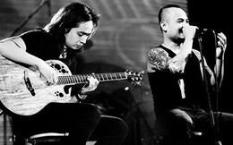 """Tại sao Guitarist Tuấn Hùng (Bức Tường) không chơi """"Mắt đen"""" nữa?"""
