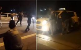 """Bố thanh niên chặn xe xin tiền trên cao tốc mong """"mọi người tha thứ"""""""