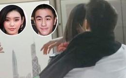Không thừa nhận hẹn hò, nhưng cách Ming Xi được thiếu gia Macau kém 6 tuổi ôm chầm đã chứng minh tình cảm của hai người