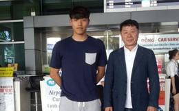 """Trở lại Việt Nam, GĐKT Chung Hae-soung mang """"viện binh"""" từ U23 Hàn Quốc cho HAGL"""