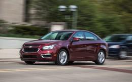 Đầu năm xe Chevrolet giảm giá đến 80 triệu đồng