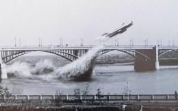 Thực hư chuyện phi công Liên Xô lái tiêm kích MiG-17 bay xuyên qua… gầm cầu!