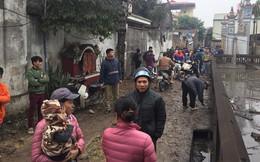 """Nhân chứng vụ nổ kho phế liệu ở Bắc Ninh: """"Trần nhà đổ ào xuống, cả nhà ôm nhau bỏ chạy"""""""