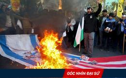 """Biểu tình rầm rộ chống chính quyền ông Rouhani:  Liệu có """"Mùa Xuân Iran""""?"""