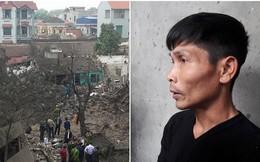 """Vụ nổ Bắc Ninh: Đôi vợ chồng đau đớn vì """"tử thần"""" cướp đi đứa con 10 năm mong mỏi"""