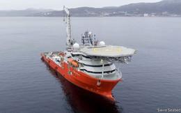 Tàu hiện đại nhất thế giới lên đường tìm kiếm MH370