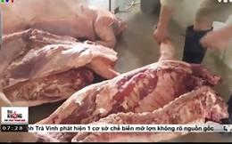 """Công nghệ """"hô biến"""" lợn chết thành thịt lợn hun khói thơm ngon"""