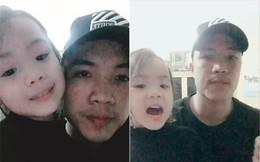 Bản cover 'Buồn của anh' của bé gái 5 tuổi cùng người cậu điển trai khiến dân mạng thích thú