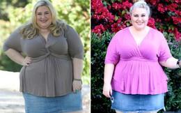 Đừng chỉ cố giảm cân bằng cách nhìn vào số cân nặng mà hãy thử làm như người phụ nữ 163kg này