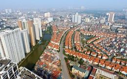 Hà Nội: Giá biệt thự và liền kề khu Đông thấp hơn một nửa so với phía Tây