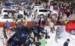 Ô tô nhập khẩu dồn về Việt Nam trước 2018