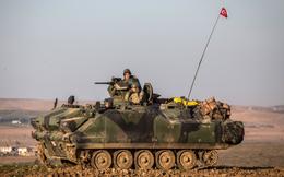 """800 lính Thổ Nhĩ Kỳ lập căn cứ bên trong Syria, liên quân sẵn sàng """"tắm máu"""" đồng minh Mỹ?"""