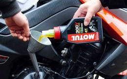 Hiểu đúng thông số dầu nhớt để chọn loại phù hợp cho xe ga, xe số