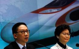 """Hồng Kông: Cục trưởng Tư pháp """"bênh Trung Quốc"""" từ chức"""