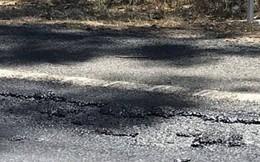 Úc: Nắng nóng tới nỗi chảy nhựa cả 10 km đường cao tốc