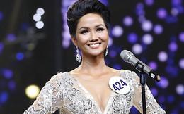 H'hen Niê đăng quang Hoa hậu Hoàn vũ, đánh bại Hoàng Thùy, Mâu Thủy