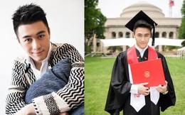 Con trai vua sòng bạc Macau: Soái ca, yêu siêu mẫu, đánh bại 100 thiên tài toán học Trung Quốc