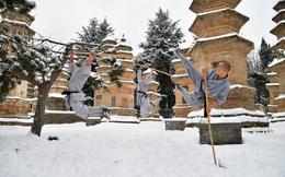 7 ngày qua ảnh: Sư chùa Thiếu Lâm luyện võ trong giá lạnh