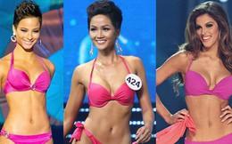Da nâu, tóc ngắn, body săn chắc - H'Hen Niê toàn sở hữu nét đẹp của các Hoa hậu đạt giải cao trên đấu trường quốc tế