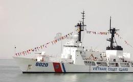 Báo Trung Quốc đăng bài về tàu CSB 8020 vừa từ Mỹ về Việt Nam