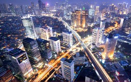 GDP Indonesia lần đầu tiên vượt mốc 1.000 tỷ USD