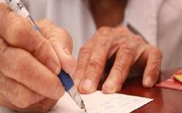 Bức thư của cụ bà 83 tuổi viết cho bạn gái khiến nhiều phụ nữ bật khóc