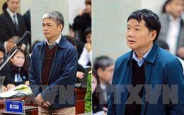 """Ngày đầu xét xử ông Đinh La Thăng, Trịnh Xuân Thanh và đồng phạm, các bị cáo đều nói """"làm theo lệnh trên"""""""