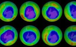 Số liệu đo đạc đã chứng minh: Lỗ thủng tầng Ozone đang dần liền lại