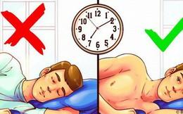 5 công thức để bạn ngủ ít mà vẫn luôn đủ giấc, tràn đầy năng lượng