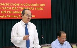 Bí thư Nhân: Chủ tịch quận quản lý dân số bằng nửa tỉnh