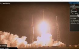 Xem video Mỹ phóng một tên lửa bí mật vào không gian