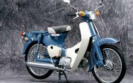 Chiếc xe máy này từng là niềm mơ ước của rất nhiều thanh niên Việt