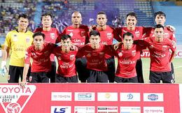 Long An nâng cấp đội hình với nhà vô địch AFF Cup