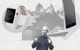 Thuyền trưởng Tim Cook và con thuyền gập ghềnh Apple sẽ đi đâu, về đâu trong năm 2018?