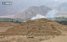 Ai Cập cổ đại không phải là nơi đầu tiên trên Trái Đất xây dựng kim tự tháp