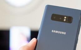 Samsung ra mắt Galaxy Note 8 phiên bản Tím khói tại Việt Nam