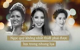 H'Hen Niê, Đặng Thu Thảo, Phạm Hương... hay câu chuyện có thật về những nàng Lọ Lem