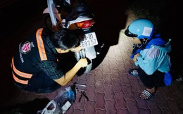 """Bị tố sàm sỡ phụ nữ, đội SOS vá xe miễn phí ở Sài Gòn nói """"xin đừng đặt điều không đúng"""""""