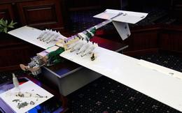 Tiết lộ loại thuốc nổ cực mạnh của UAV dùng tấn công căn cứ Nga ở Syria