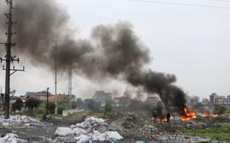Ám ảnh bãi phế liệu kín cả cánh đồng tại nơi xảy ra vụ nổ ở Bắc Ninh