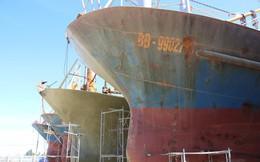 Tàu vỏ thép hỏng: Công ty Nam Triệu lại cù nhầy bồi thường